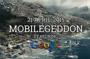 mobilegeddon seo google